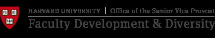 Faculty Development & Diversity